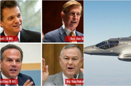 ԱՄՆ կոնգրեսականները կոչ են անում իշխանություններին Թուրքիային չվաճառել F-35 կործանիչներ