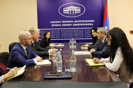 Ադրբեջանի ԱԳՆ-ն բողոքել է  Եվրախորհրդարանի շվեդ պատգամավորի՝ Արցախ այցելության կապակցությամբ