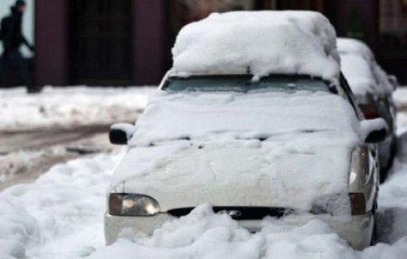 Մոսկվայում 40-ից ավելի չվերթներ են հետաձգվել ձնամրրիկի պատճառով