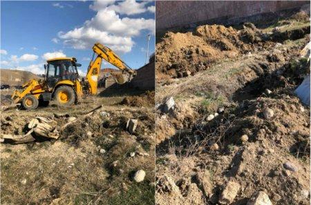 «Նուբարաշեն» ՔԿՀ-ի կոյուղագծերի վերակառուցման աշխատանքները մեկնարկել են. Գոռ Ղլեչյան