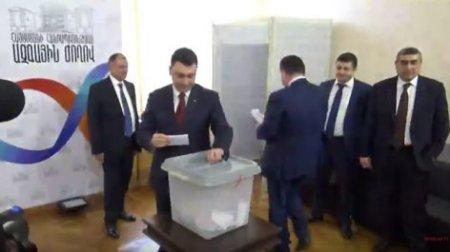 ԱԺ-ում ընթանում է ՀՀ 4-րդ նախագահի ընտրության քվեարկությունը (ուղիղ)