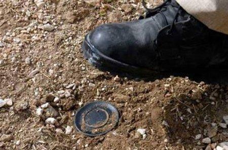 Արցախում հայտնաբերվել է ականանետի ական և 122 մմ-ոց հրետանու արկ