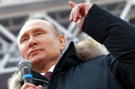 Ռուսաստան. ևս 6 տարի Պուտինի հետ