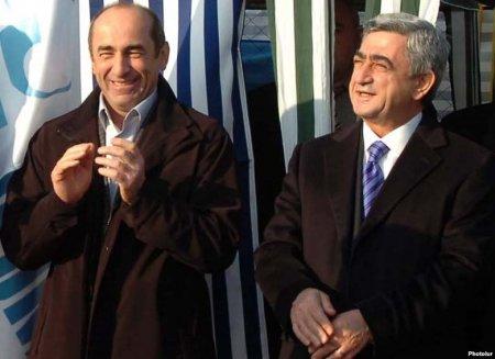 Մեկնարկը տրված է. Սերժ Սարգսյանը սլաքներն ուղղում է Ռոբերտ Քոչարյանի վրա. «Ժողովուրդ»