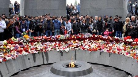 Այսօր Հայոց ցեղասպանության զոհերի հիշատակի օրն է. ուղիղ միացում  Ծիծեռնակաբորդի հուշահամալիրից․ ՏԵՍԱՆՅՈՒԹ