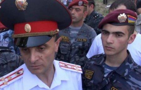 Վալերիյ Օսիպյանը նշանակվել է ՀՀ ոստիկանության պետ