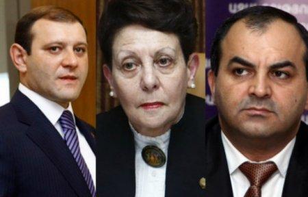 Մարգարյանի մասին խայտառակ փաստեր կհրապարակվեն, իսկ Դավթյանը թաղում է ՀՀԿ-ի չեղած հեղինակությունը