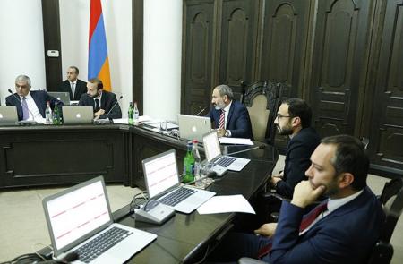 Տեղի է ունեցել կառավարության արտահերթ նիստ
