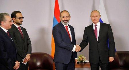 Ռուսական հատուկ ծառայությունները թակա՞րդ են լարում Փաշինյանի դեմ