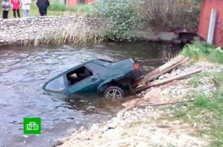 Առանց հսկողության մնացած 5-ամյա տղան մեքենայով ընկել է ջուրն ու խեղդվել