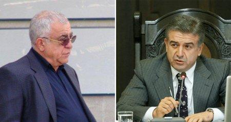 Սաշիկ Սարգսյանը հանեց Կարեն Կարապետյանին