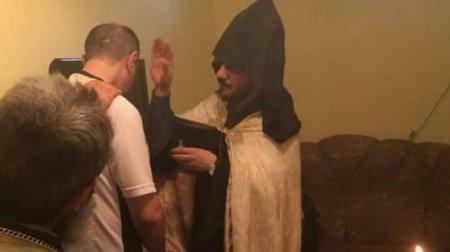 «Նուբարաշեն» ՔԿՀ-ում մկրտվել է ցմահ դատապարտյալը