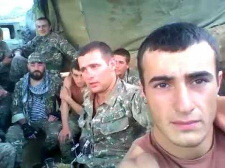 Սահմանին ենք, դուխներս միլիոն, թող թուրքերը էս վիդեոն տենան, իմանան ինչ զինվորներ ենք մենք (Բացառիկ տեսանյութ)