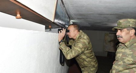 Բաքվից եկած զինվորները «վերխ» են վերցրել, այսպես շարունակվելու դեպքում Բաքվի զորքին նախիջևանցիները սատկացնելով վռնդելու են