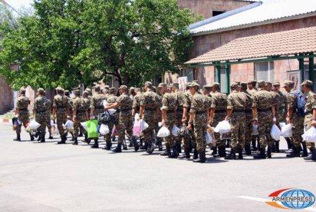Ո՞վքեր կազատվեն զինվորական ծառայությունից