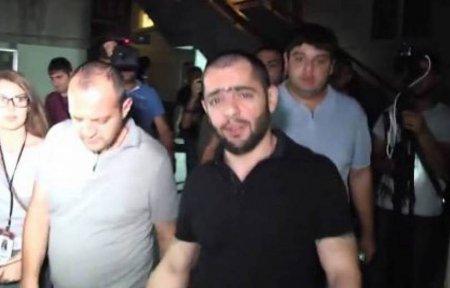 Սաշիկ Սարգսյանի որդին կալանավորվեց