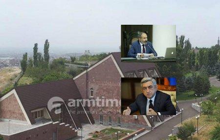 Սարգսյանի տան հարցը չի լուծվում .ինչը Սարգսյանն է ուզում՝ վարչապետը չի համաձայնում, և հակառակը