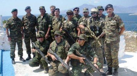 Հույն զինվորները հայհոյում են թուրքերին՝«Կիպրոսը հունական հող է։ «F**k Turkey»- տեսանյութ