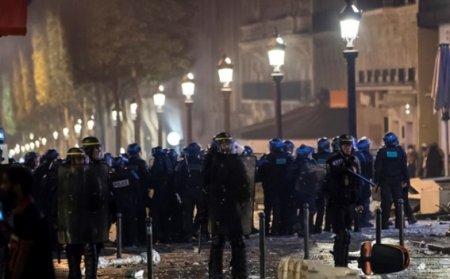 Ֆրանսիայի մի շարք քաղաքներում անկարգություններ են տեղի ունեցել,որն ավարտվել է առնվազն երկու մարդու մահով