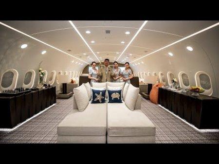 Միլիոնատերերի ամենաթանկարժեք ինքնաթիռները (Բացառիկ կադրեր)