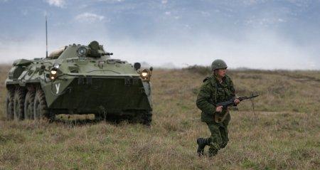 Ինչու են ռուս զինվորականները զինված շրջում հայկական բնակավայրերում