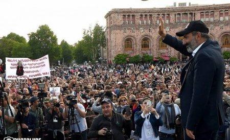 Ինչու Սերժ Սարգսյանը թավշյա հեղափոխության ժամանակ խուսափեց ուժի կիառումից