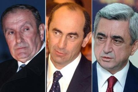 Բոլոր երեք նախագահներին պետք է դնել մեկ տոպրակի մեջ և թափել