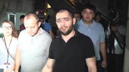 Սաշիկ Սարգսյանի որդուն՝ Հայկ Սարգսյանին  50 միլիոն դրամ գրավի դիմաց ազատ արձակեցին