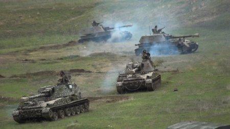 Զորավարժանքների ընթացքում Ադրբեջանի ԶՈւ-ի զինվորները «կխոցեն Արցախում հայկական զինված ստորաբաժանումները, ռազմական ու ռազմավարական օբյեկտները