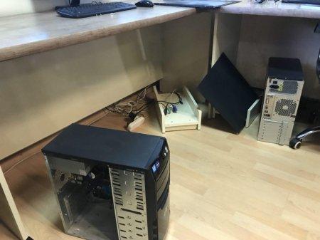 Առգրավվել են մեկ համակարգչային պրոցեսոր և 3 հիշողության կրիչներ. ՔԿ-ն՝ խուզարկության մասին