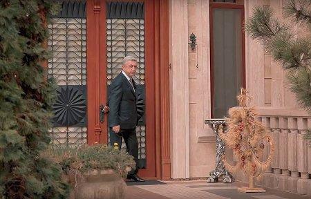 Սերժ Սարգսյանի առանձնատան հարցն այդպես էլ չի լուծվում.շարունակում է ապրել կառավարական ամառանոցում