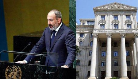 «Պատրաստ ենք հավասար պայմաններ ստեղծել». Ադրբեջանի ԱԳՆ.  Փաշինյանի ելույթը ՄԱԿ-ի Գլխավոր ասամբլեայի 73-րդ նստաշրջանում «անհեթեթ»  են անվանել