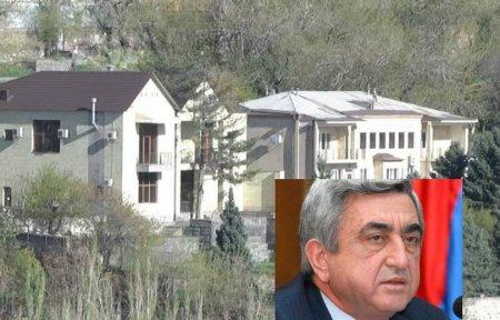 Սերժ Սարգսյանին Ավանում 602 մլն դրամ արժեցող տուն է առաջարկվել.սա վերջնական առաջարկն է