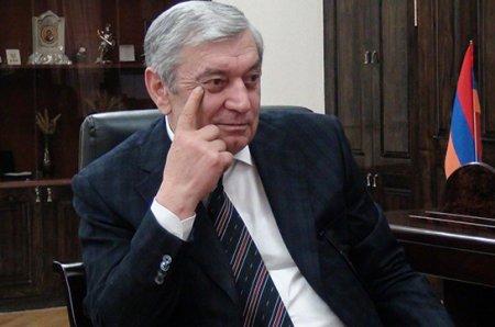 Սամվել Բալասանյանը  կաջակցի Ֆելիքս Ցոլակյանին
