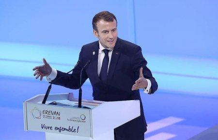 Ֆրանսիայում ապրիլի 24-ը կնշվի որպես Հայոց ցեղասպանության հիշատակի օր. Մակրոն