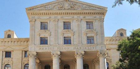 Ադրբեջանի ԱԳՆ-ին դուր չի եկել գագաթնաժողովի բացմանը Փաշինյանի՝ Արցախյան հիմնահարցին առնչվող մասը, դրանք «ստահոդ» և «իրականությունից հեռու» են