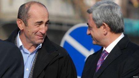 «Հրապարակ». Սարգսյանն ու  Քոչարյանը հանդիպել են. Քոչարյանը  հետ է քաշվում՝ նախապատրաստվելու հաջորդ ընտրություններին