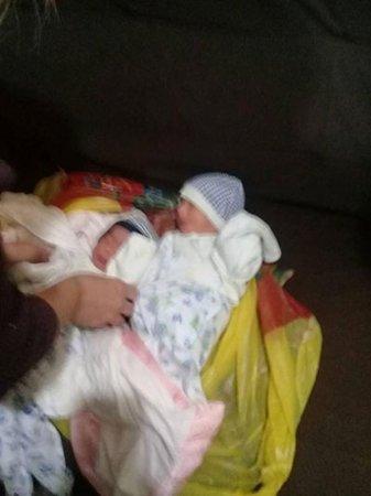 Գյումրիում պոլիէթիլենային տոպրակի մեջ փաթաթված երկու նորածին է հայտնաբերվել