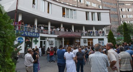 Արտակարգ դեպք Երևանում. բժիշկն ու ընկերները կասկածվում են  քաղաքացուն դաժան ծեծի ենթարկելու մեջ