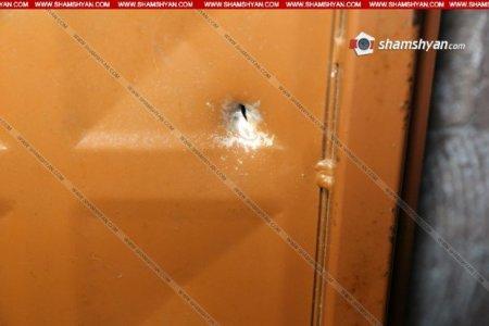 Կրակոցներ Երեւանում. 19-ամյա երիտասարդի կյանքի համար մի քանի ժամ պայքարել են բժիշկները