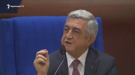 «Հրապարակ». «Պայքարելու ենք մինչեւ վերջ». Սերժ Սարգսյանը ՀՀԿ նիստում մարմանասն ծրագրային ելույթ է ունեցել