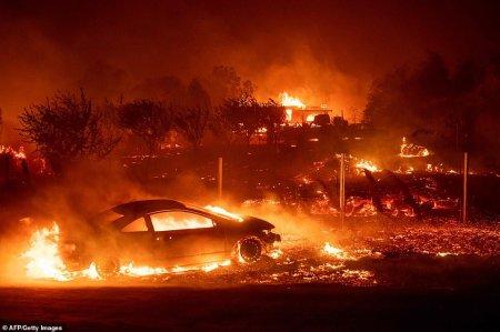 Կալիֆորնիայում հրդեհների պատճառով մահացել է առնվազն 74 անձ ևս 1000-ը համարվում են անհետ կորած