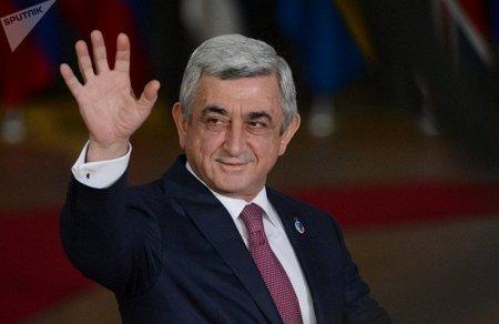 Սերժ Սարգսյանը ներողություն է խնդրել ՀՀԿ-ականներից, որ իր պատճառով հայհոյում են  իրենց. «Հրապարակ»