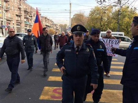 Երևանում բախում է տեղի ունեցել