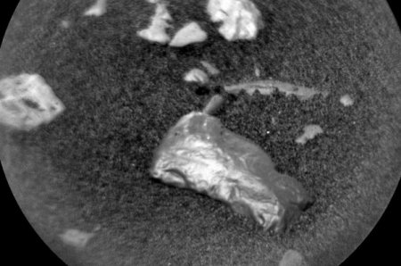 Մարսի վրա անհայտ փայլուն օբյեկտ է հայտնաբերվել