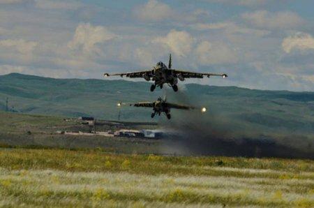 Կորել է կապը ՀՀ զինված ուժերի ՍՈՒ-25 մարտական ինքնաթիռի հետ.Ընթանում են որոնողա-փրկարարական աշխատանքներ