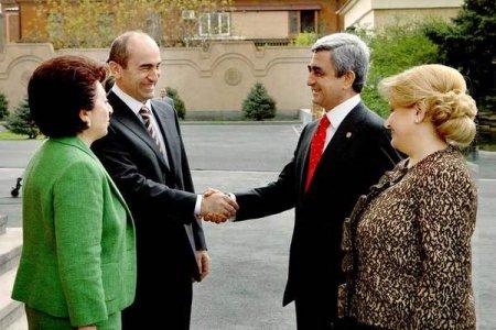Սարգսյանը դավաճանեց, մինչդեռ Քոչարյանը երկու անգամ փրկեց նրան,հոկտեմբերի 27 և մարտի 1