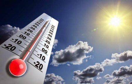 Օդի ջերմաստիճանը կբարձրանա