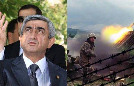 Սերժ Սարգսյանի անակնկալն ազատամարտիկներին
