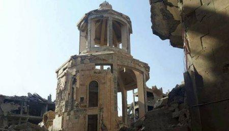 Թուրքիայում անհանգստացել են Դեր Զորի հայկական եկեղեցին վերականգնելու մասին Ասադի խոստումից